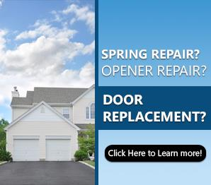 Our Services - Garage Door Repair Rockland, MA